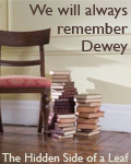 Remembering Dewey Badge